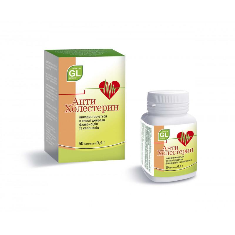 Минерально-витаминный комплекс АнтиХолестерин