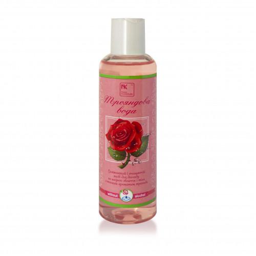 Освежающий тоник Розовая вода